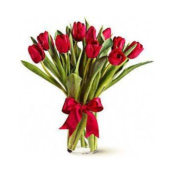 Madrid online Florist - Simple Pleasure Bouquet