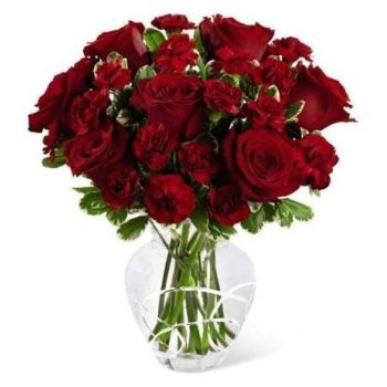 Malaga online Florist - Beloved Bouquet