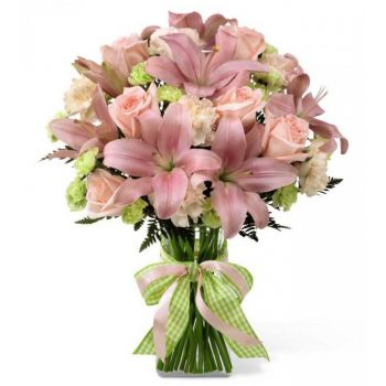 fleuriste fleurs de Abu Dhabi- Sweet Dream Bouquet/Arrangement floral