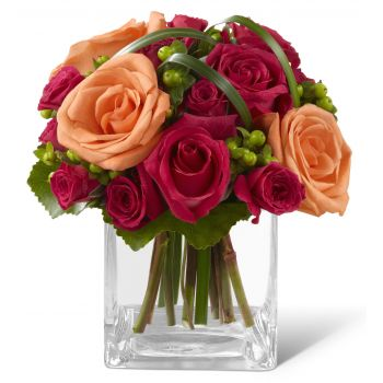 Abu Dhabi flowers  -  Friendship Flower Bouquet/Arrangement