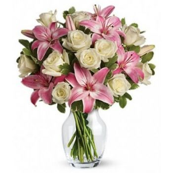 Malaga online Florist - Happy Bouquet