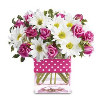 Dubai flowers  -  Love Dance Flower Delivery!
