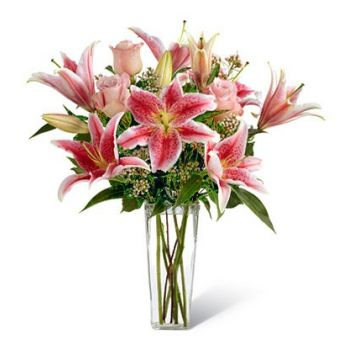 United Arabs Emirates flowers  -  Sunny Day Flower Delivery