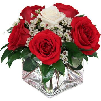 Dubai flowers  -  Amore Flower Bouquet/Arrangement