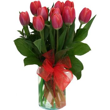 New York Floristeria online - Placer simple! Ramo de flores