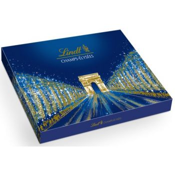 Marbella flowers  -  Chocolates Lindt  Flower Delivery