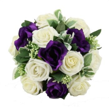 Pau flowers  -  Classic Romance Flower Bouquet/Arrangement