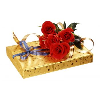 Istanbul online Florist - I Love You Bouquet