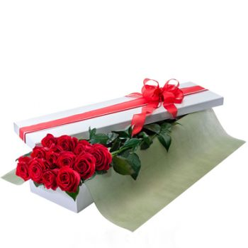 Novosibirsk flowers  -  My Special One Flower Delivery