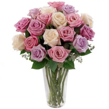 Casablanca flowers  -  Dreamy Delight Flower Delivery