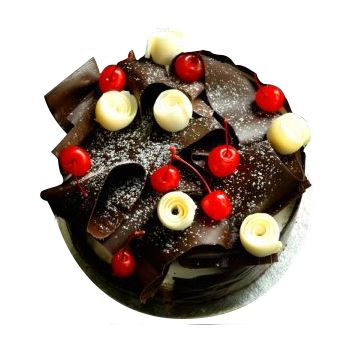 Bali online Florist - Black Forest Bouquet