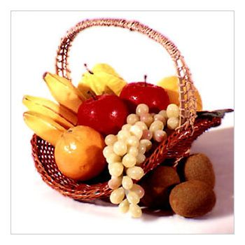 Saint Martin online Florist - Exotic Fruit Bouquet