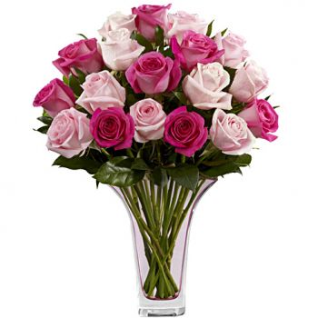 Rudny Kazakhstan flowers  -  Remember Me Flower Delivery