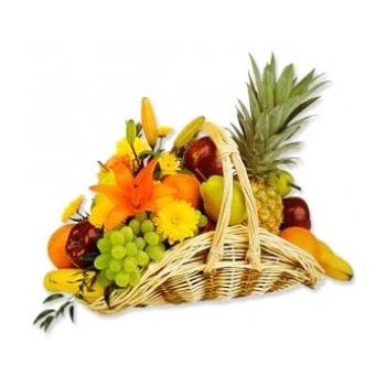 Trinidad flowers  -  Fruit Fantasy Flower Delivery