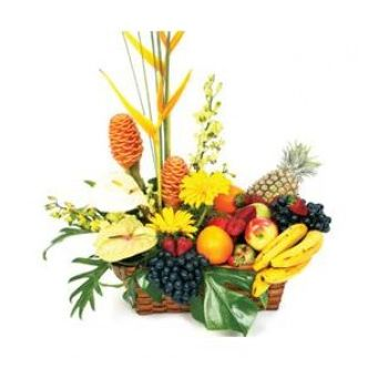 Trinidad flowers  -  Fruit and Flowers Delivery