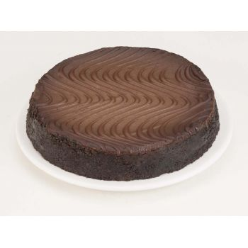 Trinidad flowers  -  Dark Chocolate Cheesecake Flower Delivery