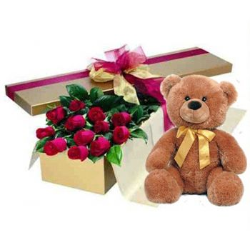 Jakarta flowers  -  My Special Friend Flower Delivery