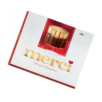 Krakow online Florist - Merci Chocolates Bouquet
