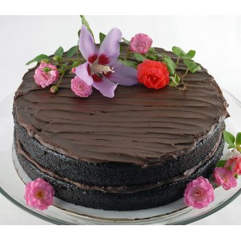 Ajman flowers  -  Very Chocolate  Flower Delivery