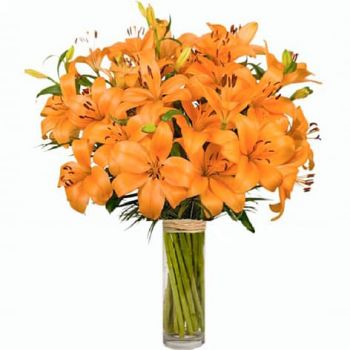 Marbella flowers  -  Pretty Flower Delivery