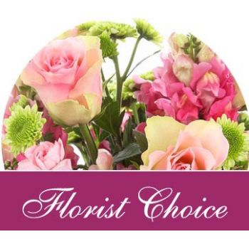 Prague online Florist - Let the Florist Choose Bouquet
